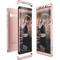 CE-Link Funda Samsung Galaxy Note 8, Carcasa Fundas para Samsung ...