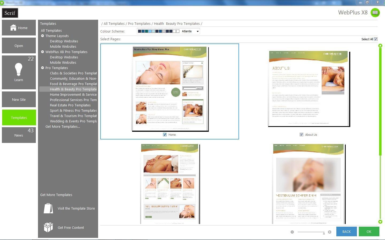 Beautiful Webplus Templates Free Pattern - Example Resume Ideas ...