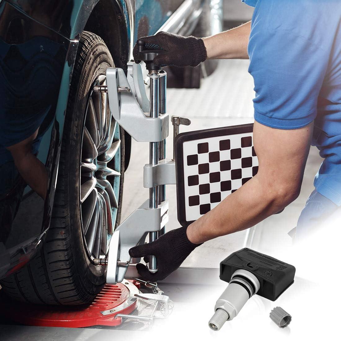 X AUTOHAUX 25773946 Tire Pressure Monitoring System Sensor TPMS Sensor 315MHz for Chevrolet Corvette 2001-2004