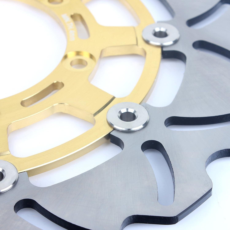 TARAZON 1 paire de disques de frein avant pour GSXR600 GSXR750 2008-2017 GSXR1000 2009-2016 GSXR 600 750 1000