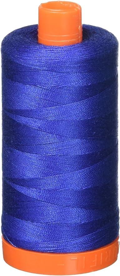 Aurifil Mako Cotton Thread Solid 50wt 1422yds Light Blue Violet