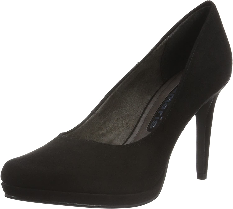 TALLA 40 EU. Tamaris 22456, Zapatos de Tacón para Mujer