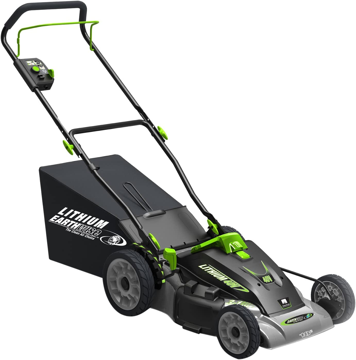 BEST LAWN MOWER FOR STEEP SLOPES
