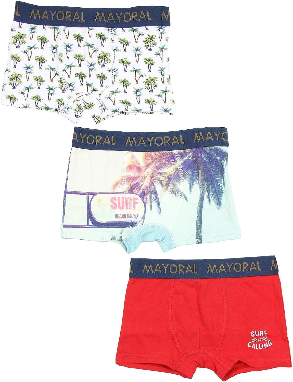 Mayoral Boys 3-Piece Boxers Set Sizes 2-9