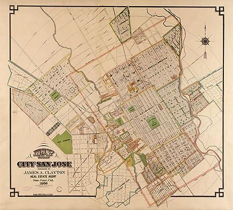 Map Of San Jose Ca Images File San Jose California Map - San jose california map