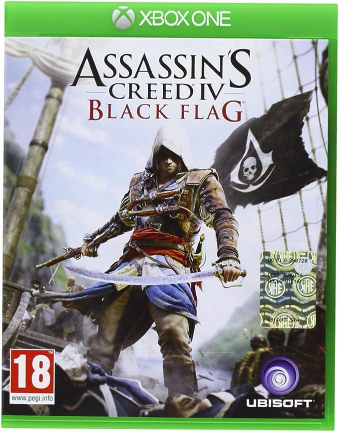 Ubisoft Assassins Creed IV - Juego (Xbox One): Amazon.es: Videojuegos