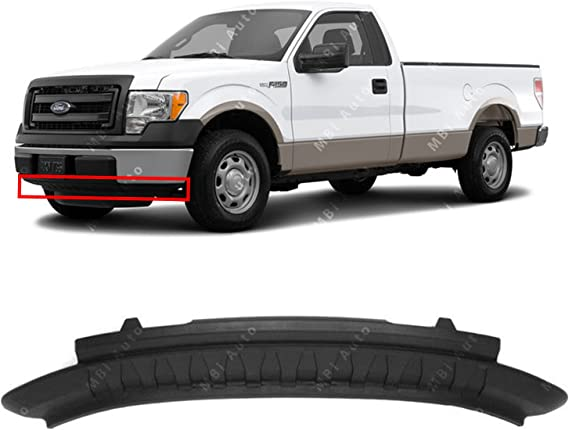 Air Dam Deflector Valance Front for F150 Truck Ford F-150 FO1095227 9L3Z17626A