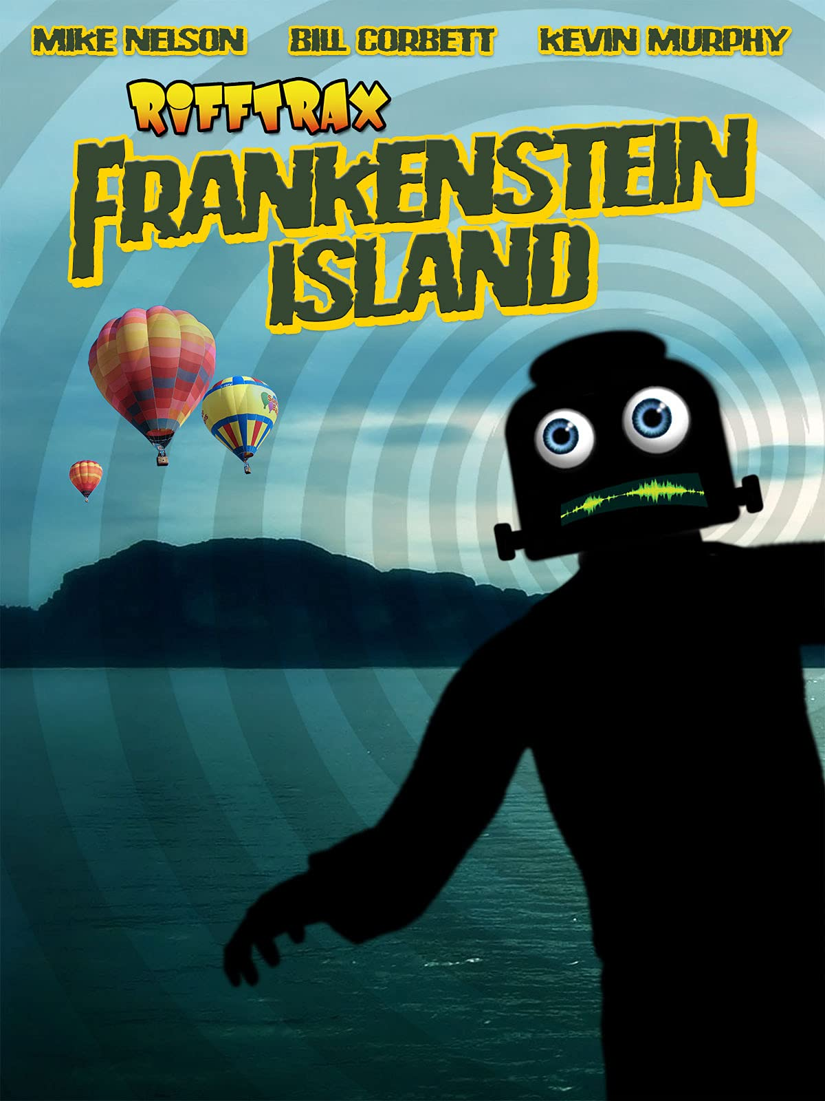 RiffTrax: Frankenstein Island