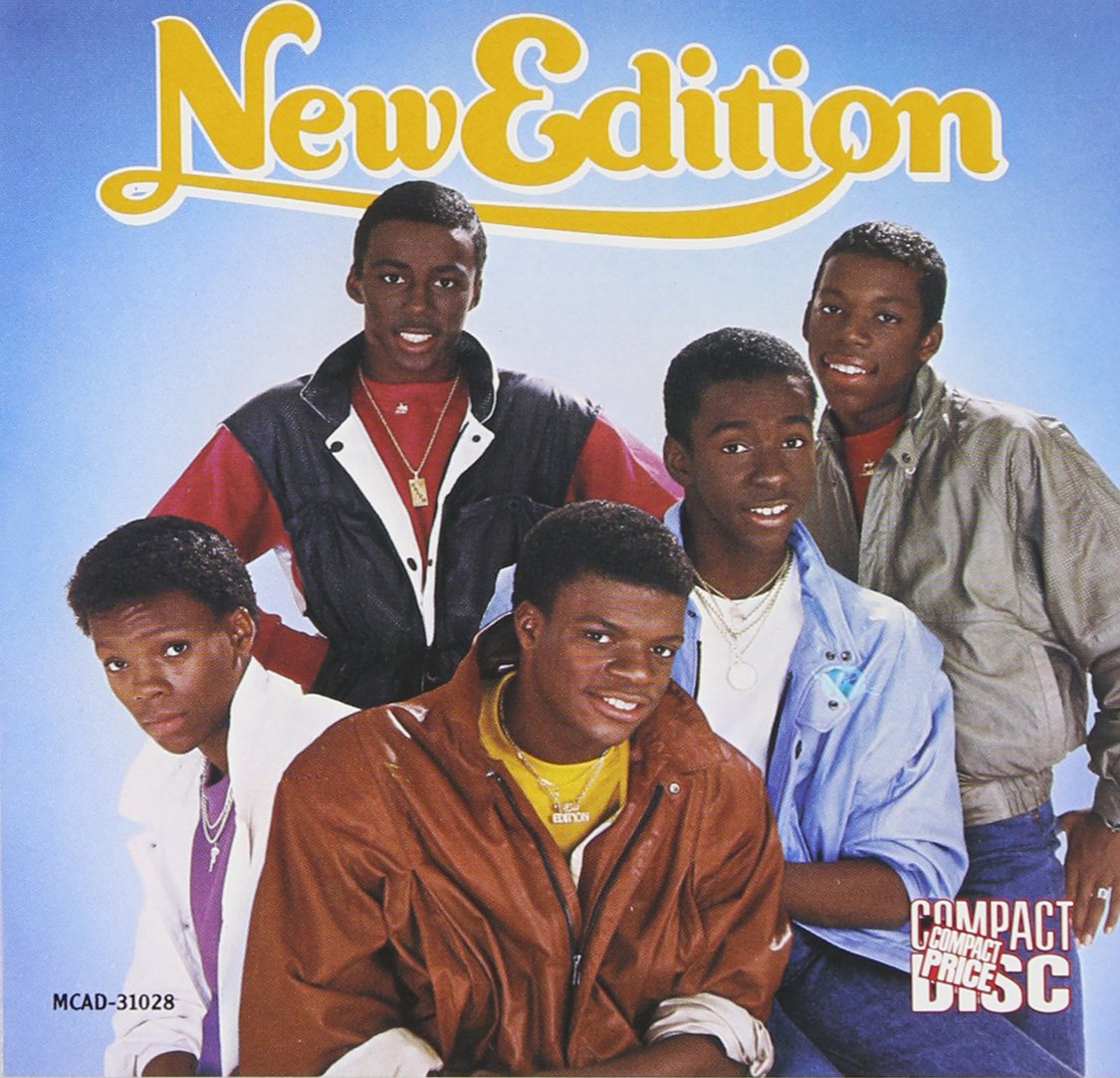 New Edition by MCA