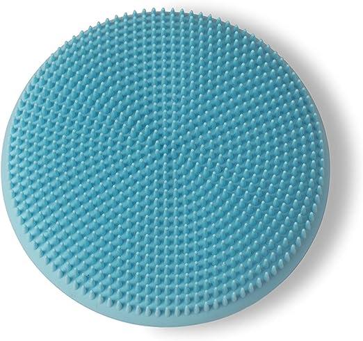 Mobi OS-1B Odor Remover Steel Soap Bar and Vegetable Brush Blue