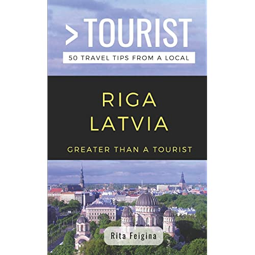 The Bradt Travel Guide Latvia