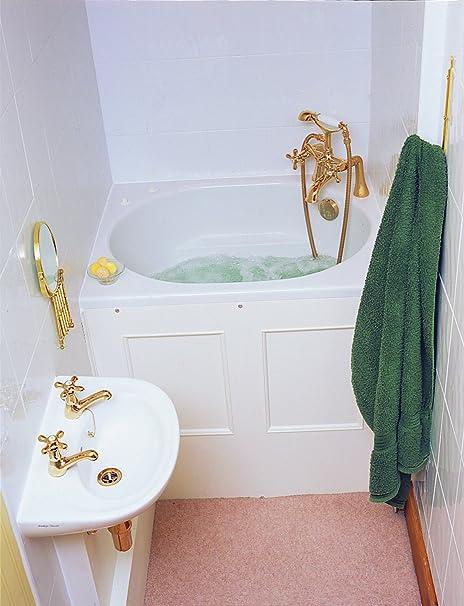 japanese deep soaking tub uk. The Koromo Bath Compact Range Japanese Deep Soaking Tub  Amazon co