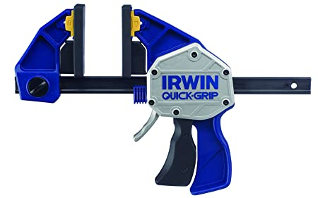 Irwin Tools 10505945 Quick-Grip XP600 Series 24-inch One-Handed Bar Clamp