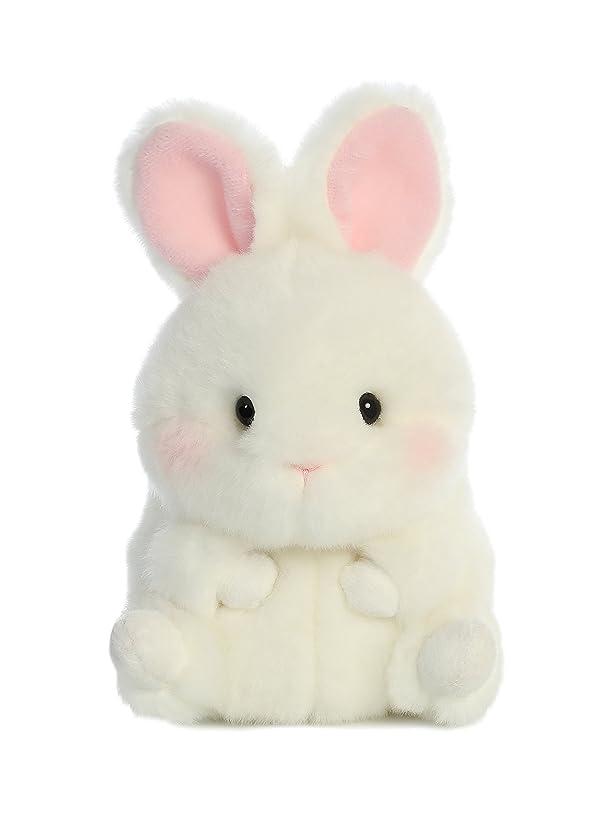 Aurora World 08820 Bun Bunny, 5 (Color: White, Tamaño: 5 inches)