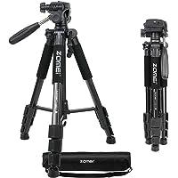 ZOMEI Q111 Portable Professional Light Weight Traveler Tripod with Pan Head for Camera DSLR DV Canon Nikon Sony