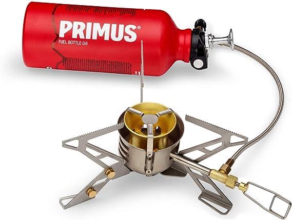 Primus OmniFuel II - Estufa con botella y bolsa: Amazon.es ...