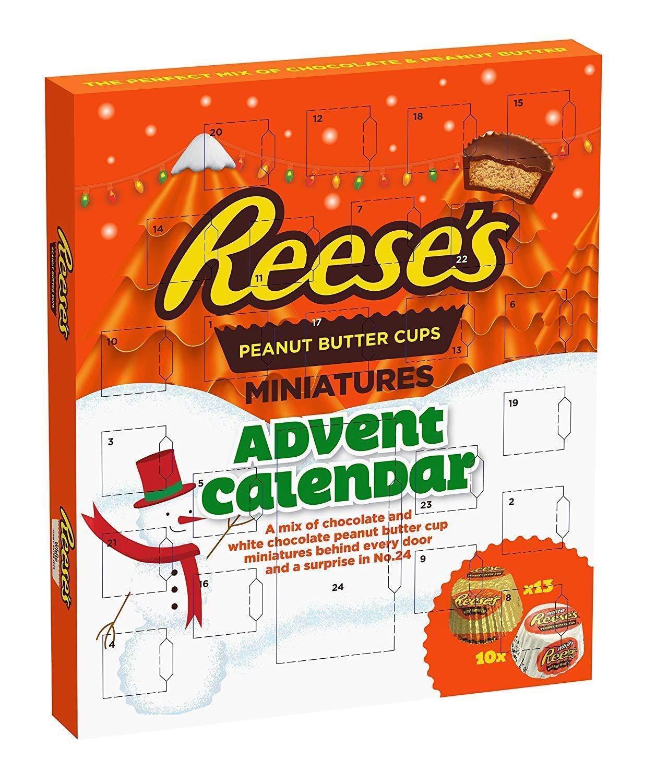 Reese S Advent Calendar 250g Christmas 2018 Edition Reeces