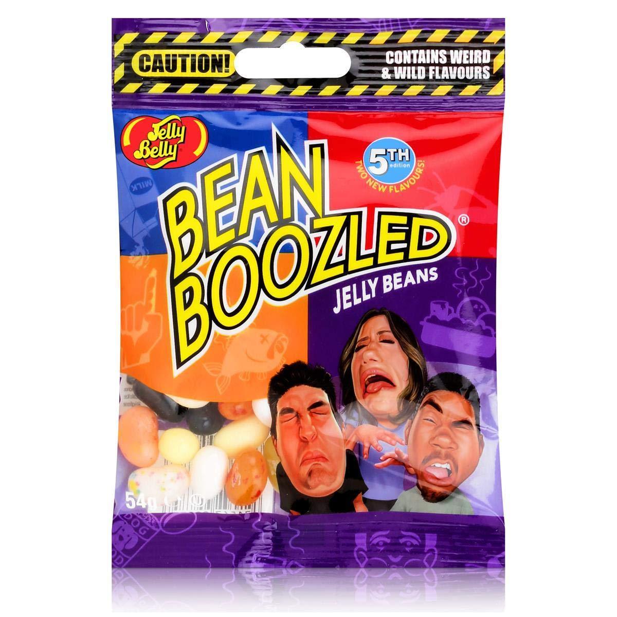 Bean boozled Jelly Beans!