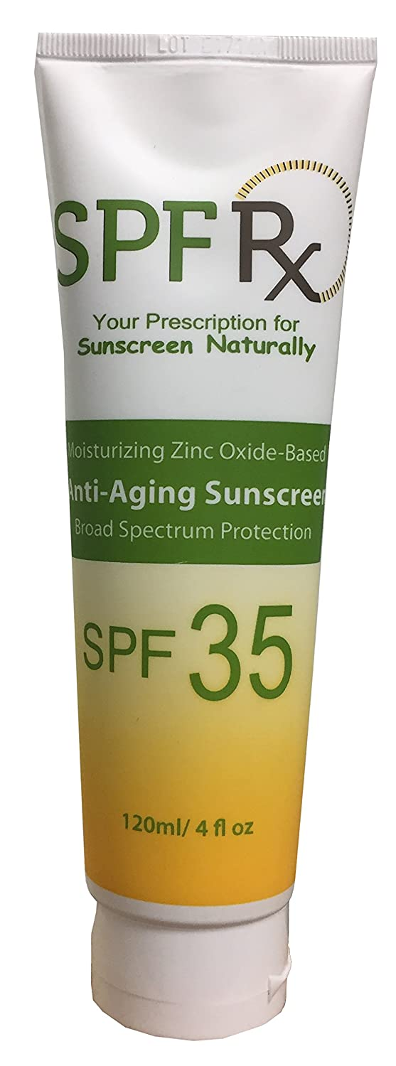 SPF35 Anti-Aging  Moisturizer and Sunscreen, Zinc Oxide Based (4 oz) benton aloe propolis soothing gel, 100ml