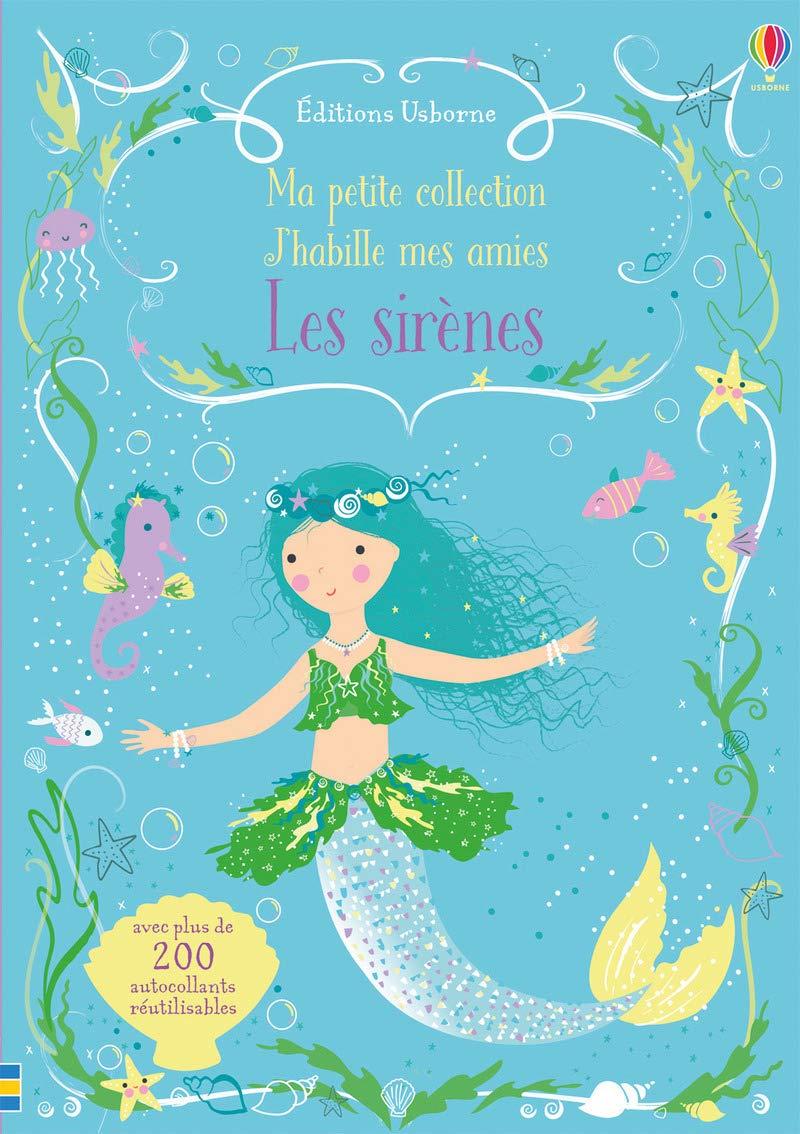 83c0e3d8aca J habille mes amies - Ma petite collection - Les sirènes  Amazon.fr  Fiona  Watt