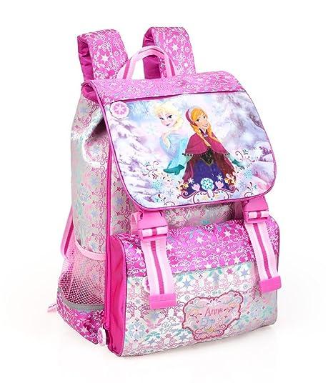d4112bdde0 Disney Frozen - Zaino Scuola Estensibile: Amazon.it: Valigeria