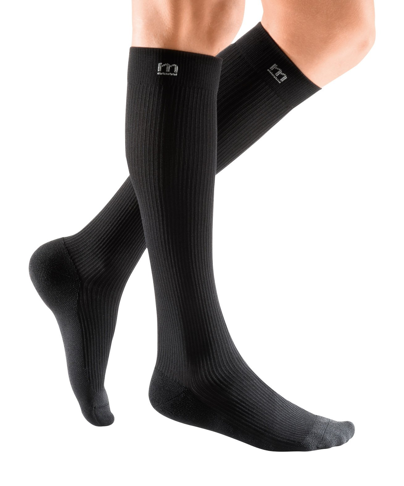 mediven Active, 20-30 mmHg, Calf High Compression Stockings, Closed Toe by mediven