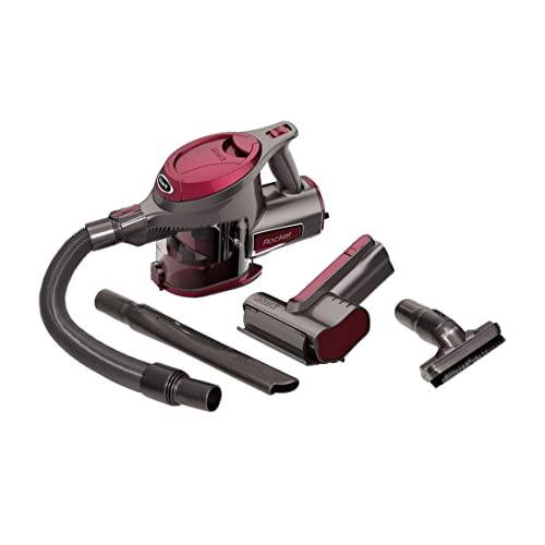 Shark Rocket HV292 Burgundy Handheld Vacuum Renewed