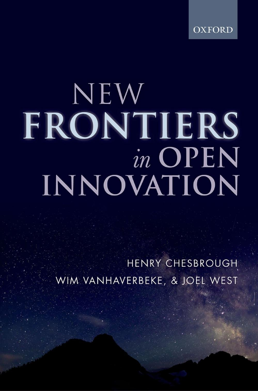 New Frontiers In Open Innovation  English Edition