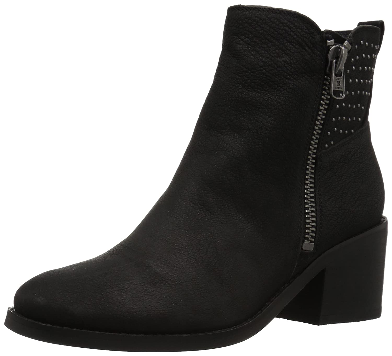 Lucky Brand Women's Kalie Fashion Boot B06XCZRM8C 6.5 M US|Black