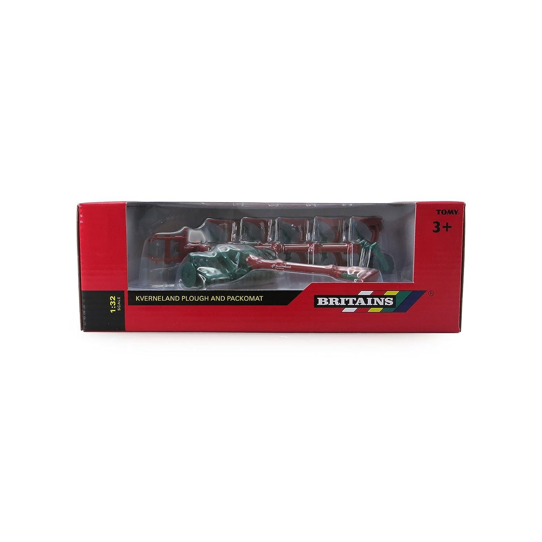 Charrue Kverneland TOMY V/éhicule Miniature Mod/èle /À L/échelle 43081a1