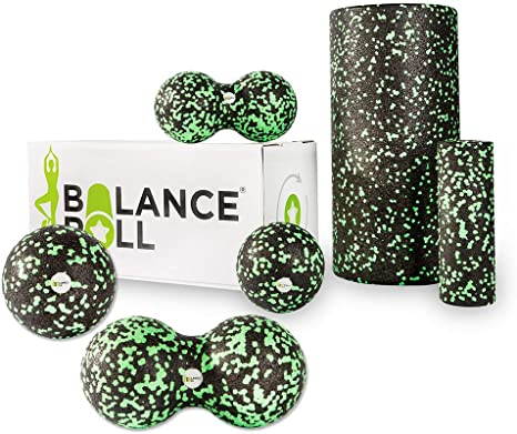 Balance Roll – Set 8 + 12 (Mini rollo/8/pelota de 12 cm/Duo Pelota ...