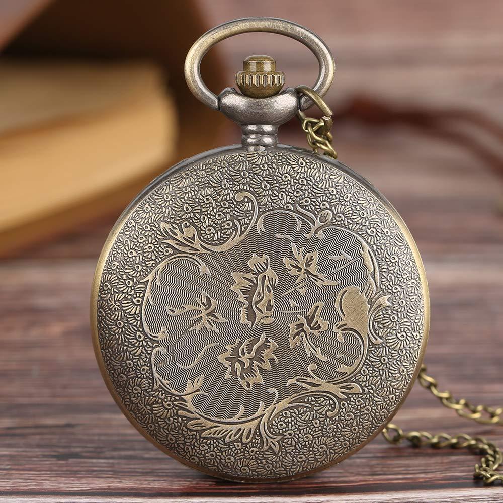 Amazon.com: Retro Mens Pocket Watch, Kawaii Pikachu Pocket Watch Japan Anime Pokemon Theme Cartoon Clock Cute Gifts: Watches