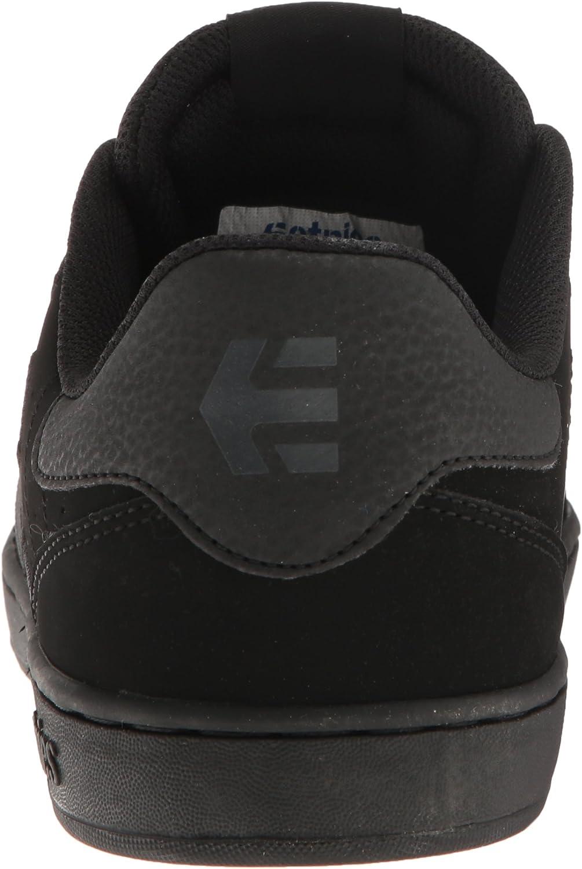 Etnies Fader, Chaussures de skateboard homme Black Raw