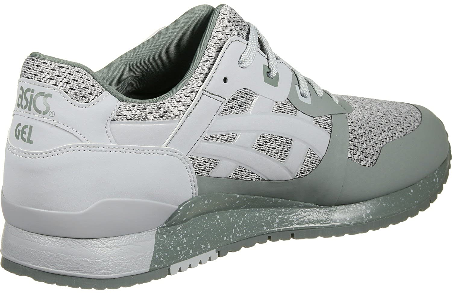 pas cher pour réduction 223b7 d22f1 CHAUSSURES ASICS GEL LYTE III NS AGAVE GREY H715N-8196
