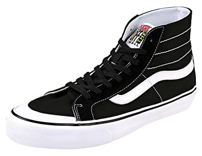 Vans SK8-Hi 138 Decon SF Black White 8.5 B(M) US b6538b9a9