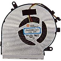 Replacement Laptop CPU Cooling Fan for MSI GE62 GE72 PE60 PE70 GL62 GL72 N303 N285 P/N: PAAD06015SL
