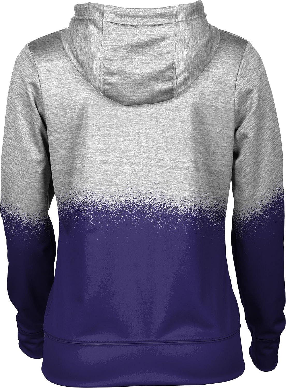School Spirit Sweatshirt Spray Over Stephen F Austin State University Womens Pullover Hoodie