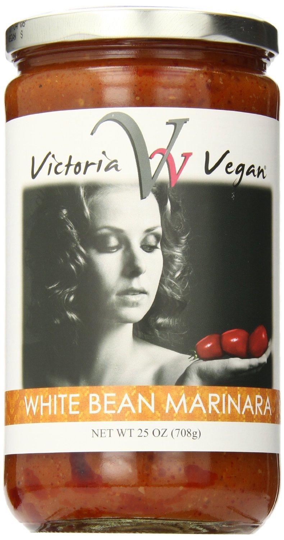 Victoria Sauce Marinara Vegan Wht Bean