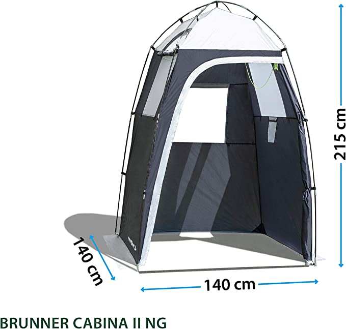Brunner 0102028N Cabina II NG