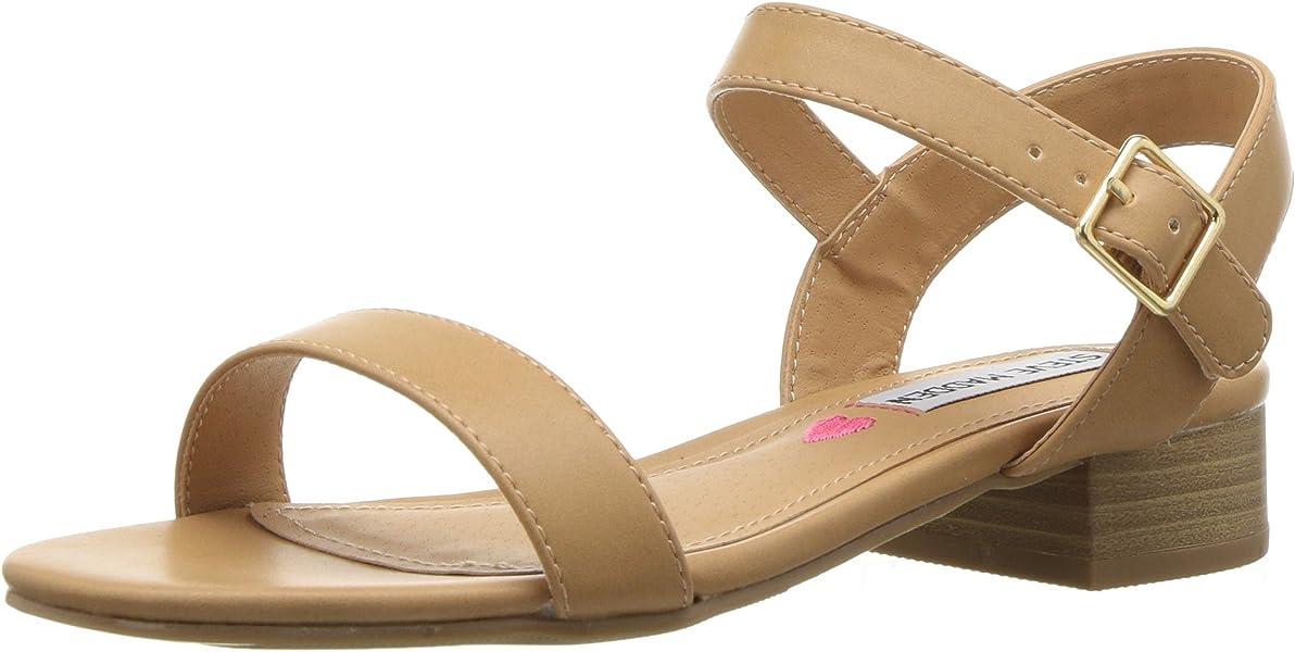 2beab337e5f Steve Madden Girls  JCACHE Heeled Sandal