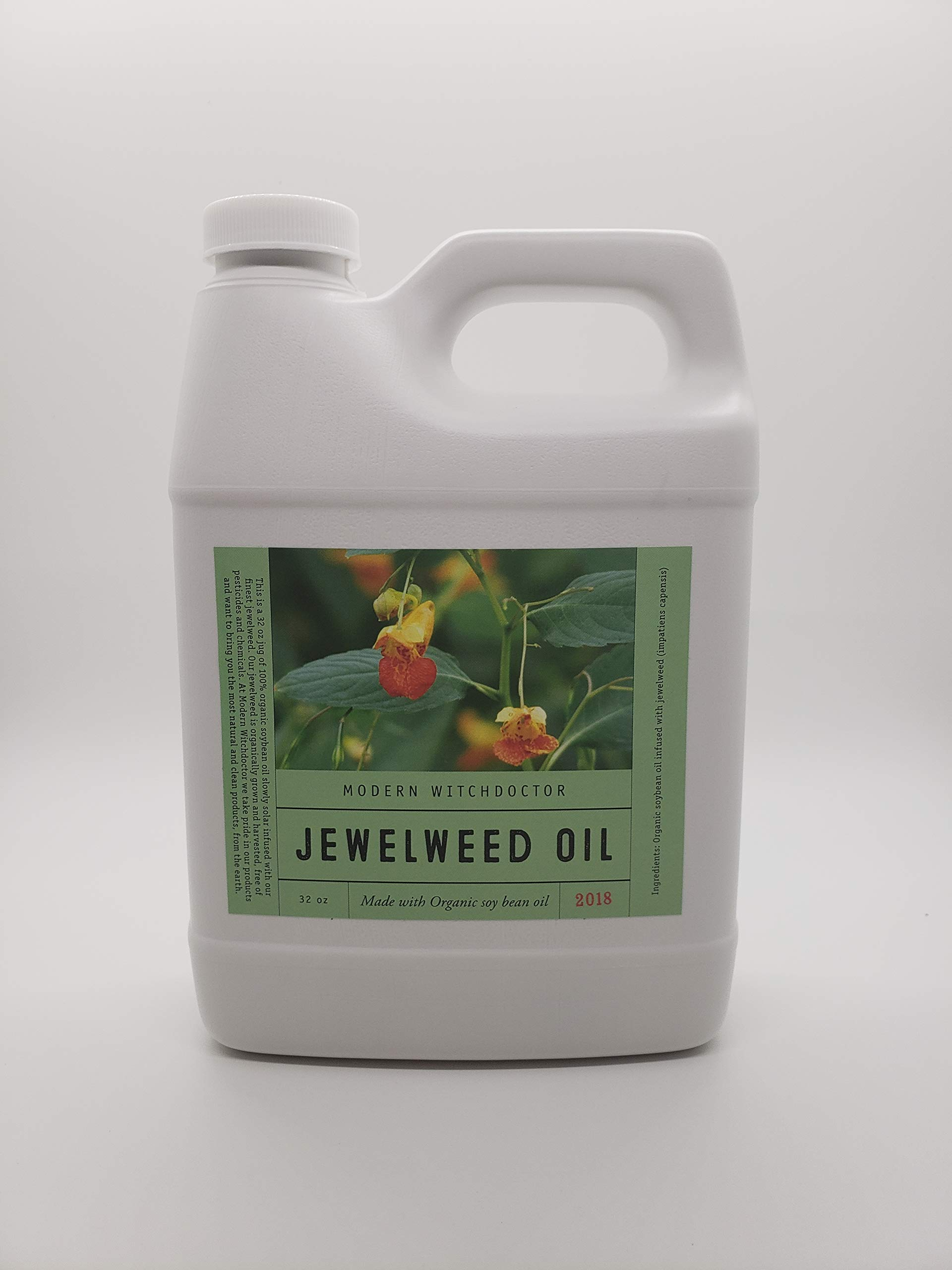 Jewelweed Oil by Modern WitchDoctor