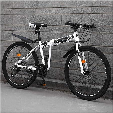 QIMENG Bicicleta Montaña Adulto,Bicicleta Montaña 24