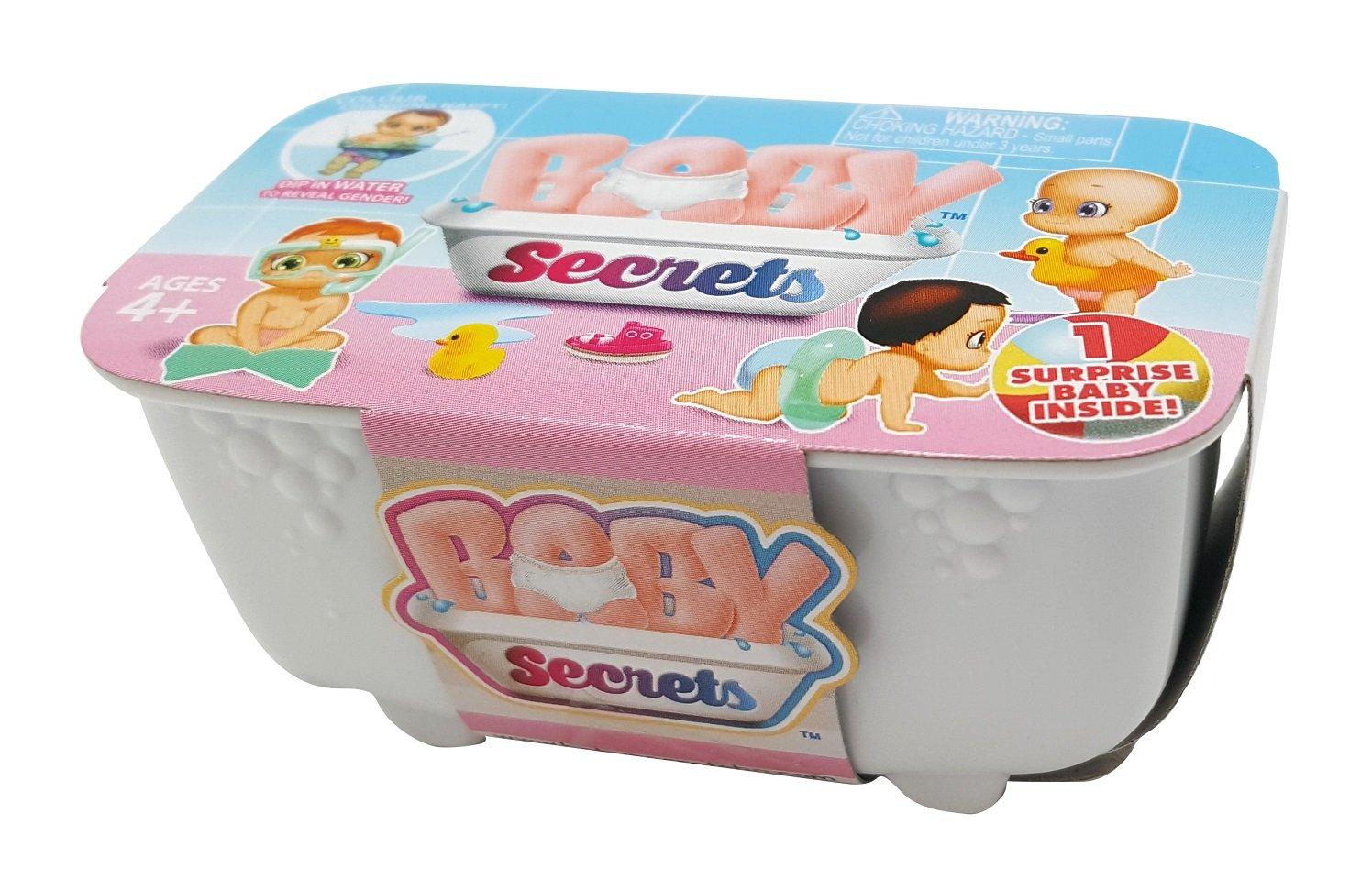 Baby Secrets Mini Figurines à Collectionner, 30855 SPLASH-TOYS