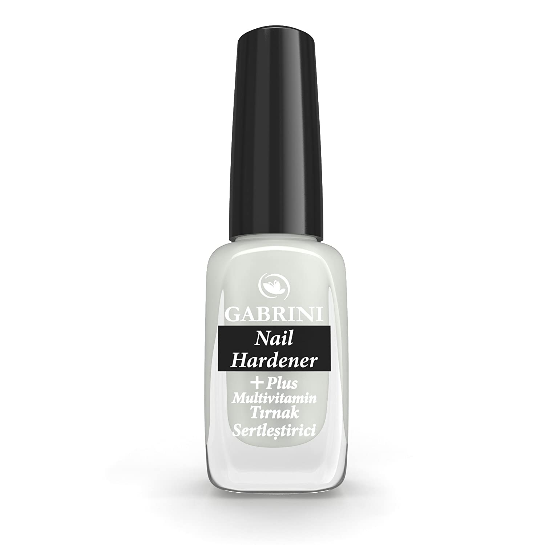 Gabrini ® Nail Hardener and Strengthener Varnish for Weak Nails - 13ml