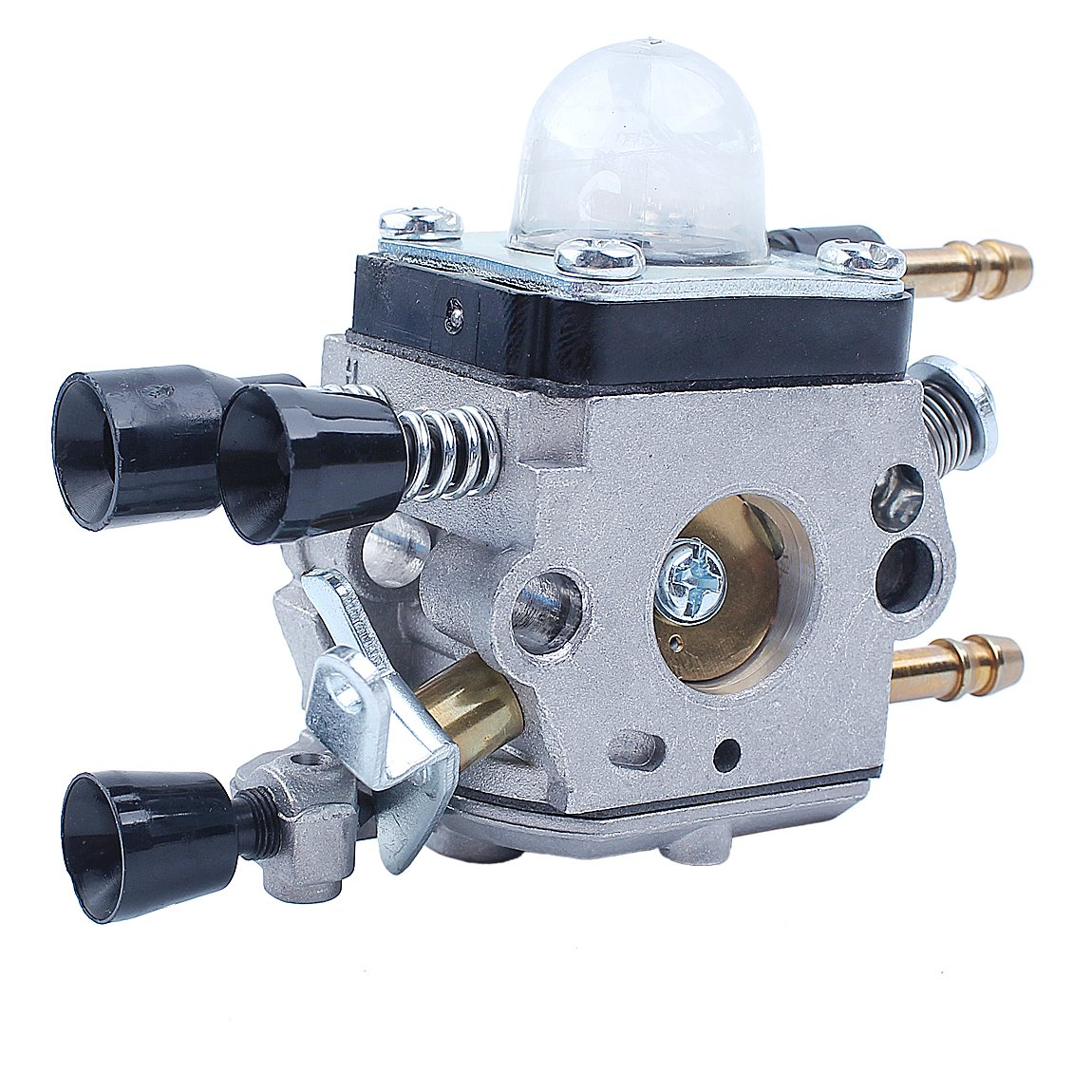 Haishine Kit de buj/ías del Filtro de Combustible de la Junta del carburador para Stihl BG45 BG46 BG55 BG65 BG85 SH55 SH85 soplador # 42291200606 ZAMA C1Q-S68G