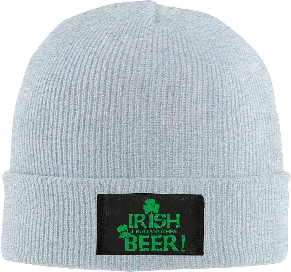 100/% Acrylic Daily Skull Cap BF5Y6z/&MA Unisex St Patricks Day Irish Knitting Hat