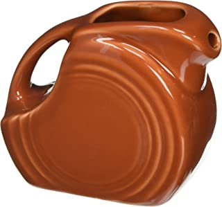 product image for Fiesta 5-Ounce Miniature Disk Pitcher, Paprika