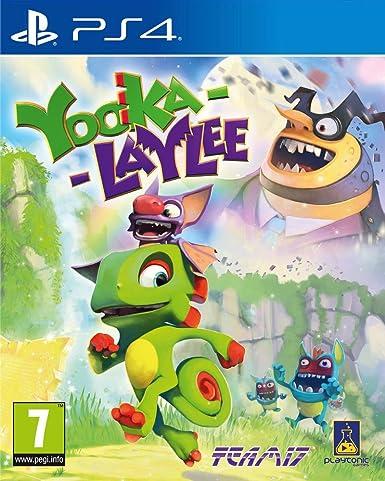 Yooka-Laylee [Importación francesa]: Sony Playstation 4 ...