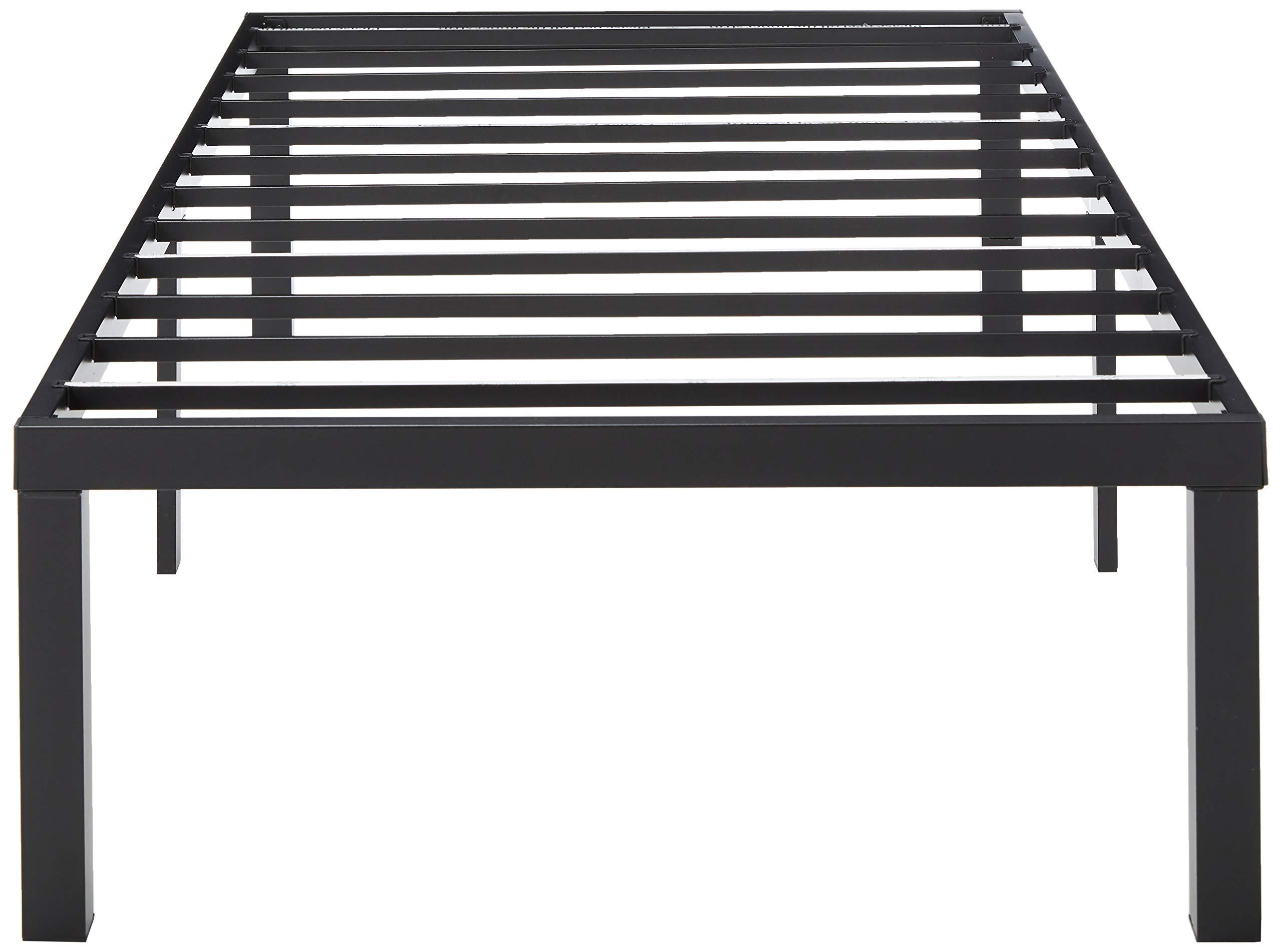 Zinus Quick Lock Metal Platform Bed Frame Mattress