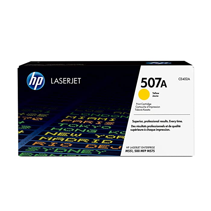 The Best Hp Laserjet 500 Color Mfp M575 Toner